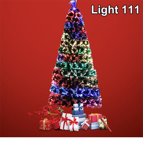 ต้นคริสมาสมีไฟ 2.1 m. cl-303