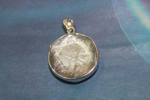 จี้อุกาบาตกีเบียน ( Mounionalusta Meteorites Pendant )
