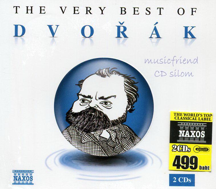 Dvorak The Very Best Of (Classical)