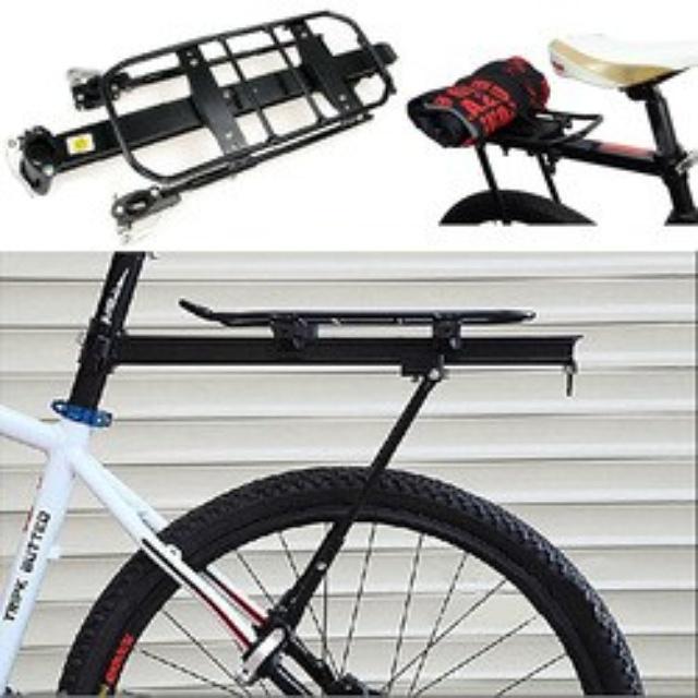 ตะแกรงหลัง แบบปลดเร็ว ตะแกรงจักรยาน