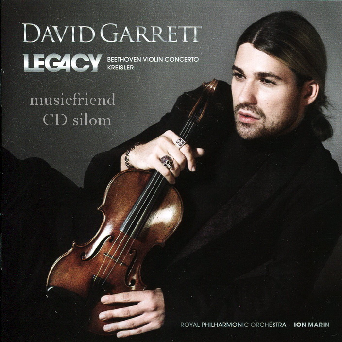 David Garrett Ion Marin Royal Philharm(USA)(Classica)