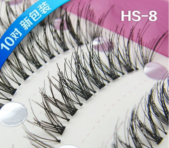 HS-8# ขนตาเอ็นใส (ราคาส่ง) ขั้นต่ำ 15 เเพ็ค คละเเบบได้