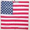 1โหล ลายธงชาติอเมริกา america ผ้าพันคอ ผ้าโพก