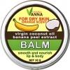12 ชิ้น -- ลิบบาล์ม ตลับอลูมิเนียม จากนำ้มันมะพร้าวผสมน้ำมันเปลือกส้ม 12 กรัม ลด 30% เหลือ 49 บาท/ชิ้น