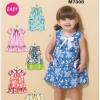 แพทเทิร์นตัดชุดเด็กหญิง Mccalls 7308 Size: 1-2-3-4