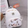 J05-กระเป๋าเป้สะพายหลังสบายหมุดแดฟโฟดิแพ็คเก็ต สีขาวแดฟโฟดิ