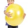 ลูกบอลโยคะ ป้องกันการระเบิด (Fitness Ball) ขนาด 45cm สีเหลือง