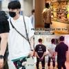 เสื้อยืด PEACEMINUSONE Hand Painted Sty.G-Dragon -ระบุไซต์-