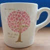ของชำร่วยแก้วสกรีนต้นไม้ 2 (สกรีน 2 สี)
