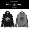 Hoodie BTS NOW2 in Europe&America II -ระบุไซต์/สี-