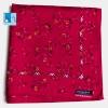 """#165 19"""" BURBERRY ผ้าเช็ดหน้ามือ2 สภาพดี ผ้าเช็ดหน้าผืนใหญ่"""