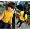 แพทเทิร์นเสื้อคอเต่าเด็ก งานแพทเทิร์นวาดเอง ทำได้ทั้งแขนสั้น แขนยาว มี 6 ไซส์ 90,100,110,120,130,140