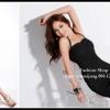 Sexy Dress 19 สีดำ