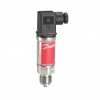 MBS 4050, Pressure transmitters with pulse snubber