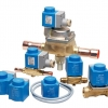 Solenoid Valves, Fluorinated Refrigerants and Hydrocarbons