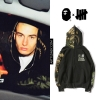 Jacket Bape x Undefeated Woodland Camo SHARK -ระบุไซต์-