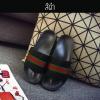 5521 - รองเท้าแตะแฟชั่น สีดำ 41