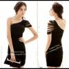 Sexy Dress 17 สีดำ