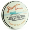 Pomps Not Dead - Plumeria Express (Oil Based) ขนาด 4 oz.