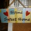ป้ายแต่งบ้าน Home Sweet Home