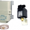 Electronic Controls: Speed control of Compressors, Condensers and Fans