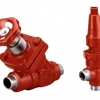SVA-ST 6-200, stop valves, standard version
