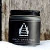 Lockhart's Limited Edition Black Christmas Heavy Hold Pomade (Oil Based) ขนาด 4 oz.