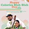 Calories Blah Blah - Happy Calories Blah Blah Day (แคลอรี่ส์ บลาห์ บลาห์)DVD KARAOKE