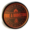 LOCKHART'S FIRE AND BRIMSTONE - Medium Hold (Oil Based) ขนาด 4 oz.