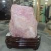 หินโรสควอตซ์ ( Rose Quartz )
