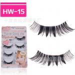 HW-15 ขนตาเอ็นใส ((ราคาส่งนี้ ขั้นต่ำ 15 กล่องขึ้นไปเท่านั้น) คละเเบบได้