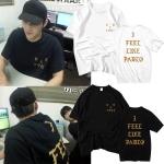 เสื้อยืด I feel Like Pablo NEW YORK Sty.JB -ระบุสี/ไซต์-