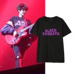 เสื้อยืด BLACK SABBATH Sty.Chanyeol -ระบุสี/ไซต์