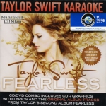 Taylor Swift Fearless [Karaoke, CD+DVD]