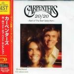 Carpenters - 20-20 Best of(Japan)(HI-FI)