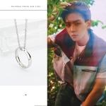 สร้อคอแหวนแบบ Baekhyun