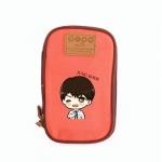 กระเป๋าดินสอการ์ตูน BTS - JUNGKOOK -ระบุแบบ-