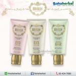 Mille Super Whitening Gold Rose BB Cream & Baby Green Base SPF 30 PA ++ SALE 60-80% ฟรีของแถมทุกรายการ