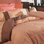ผ้าปูที่นอน รัดมุม10นิ้ว ผ้าCVC250เส้นด้าย มี 18 สี 3.5ฟุต 2ชิ้น ชุดละ 410 บาท ส่ง 20ชุด