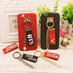 พวงกุญแจติดโทรศัพท์ BTS's 4th Year -ระบุสมาชิก/สี-