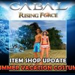 Item Shop Update! Summer Fresh cabal