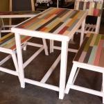 ชุดโต๊ะ-เก้าอี้