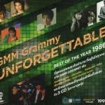CD,gmm grammy unforgettable best of the year 1986(3CD)