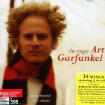 Art Garfunkel The Singer 2 CD (2012)