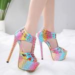 รองเท้าส้นสูงสีสวย ไซต์ 34-40