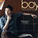 บอย Boy Peacemaker ชุด Love Scenes Love Songs DVD KARAOKE