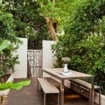 ไอเดียจัดสวนหน้าบ้านขนาดเล็กๆด้วยไม้