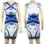 HV098 / Preorder Herve Legr Dress Style พรีออเดอร์เดรสไตล์ Hervr Leger เดรสผ้ายืด ใส่สวยเน้นรูปร่าง