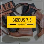 US7.5 | 25.5CM / REDWING / HAWKINS / ADIDAS