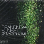 CD,BrandNew Sunset - Of Space and Time